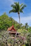 Casa no estilo tailandês Imagens de Stock Royalty Free