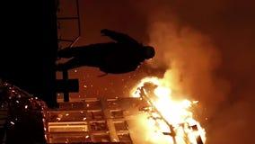 Casa no fogo Conflagração do inferno filme