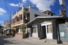 Casa no olongapo Filipinas Fotografia de Stock Royalty Free