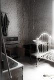 Casa no parque histórico de estado de Bodie Foto de Stock Royalty Free