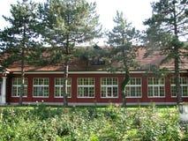 Casa no Vojvodina fotos de stock