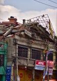 Casa nociva Fotografie Stock Libere da Diritti
