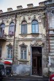 Casa nociva terremoto Fotografia Stock