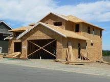 Casa nova Foto de Stock