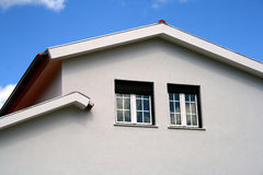 Casa nova Fotos de Stock
