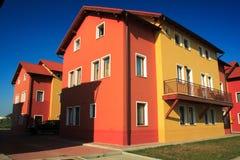 Casa nova Imagem de Stock