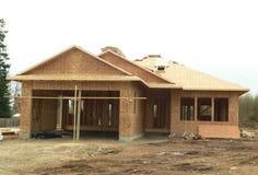Casa nova Imagens de Stock