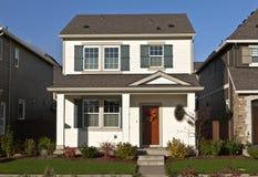 Casa nova em Wilsonville Oregon Imagens de Stock Royalty Free
