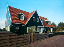 Casa olandese fotografia stock