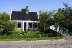 Casa olandese Fotografia Stock Libera da Diritti