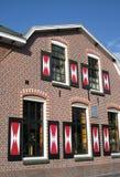 Casa olandese tradizionale immagine stock libera da diritti