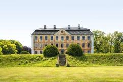 Casa padronale di Christinehofs fotografia stock