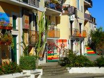 Casa Painty Immagine Stock Libera da Diritti