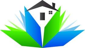 Casa para a educação Imagem de Stock