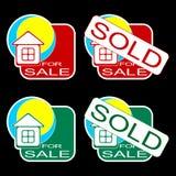 Casa para la venta. Imagen de archivo