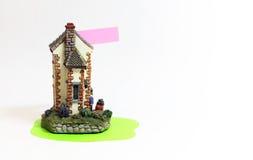 Casa para la venta Imágenes de archivo libres de regalías