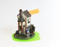 Casa para la venta Foto de archivo libre de regalías