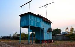 Casa para las palomas Imagen de archivo libre de regalías