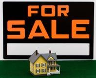 Casa para a venda Foto de Stock