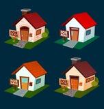 Casa para a venda e o aluguel Imagens de Stock Royalty Free