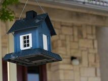 Casa pequena do pássaro fotos de stock