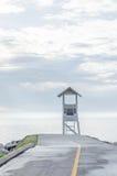 Casa pequena em Khao Laem Ya Imagens de Stock Royalty Free