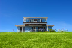 Casa per le vacanze Immagine Stock Libera da Diritti