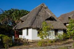 Casa piacevole del villaggio Immagine Stock