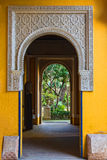 Casa Pilatos sevilla Royalty Free Stock Photos