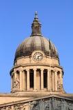 Casa popolare di Nottingham fotografia stock libera da diritti