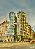 Casa Praga da dança Foto de Stock Royalty Free