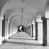 Casa Presei Libere. Pillons Big House Royalty Free Stock Photos