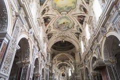 Casa professa Palermo Stock Image