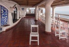 Casa Pueblo Punta del Este Royalty Free Stock Images