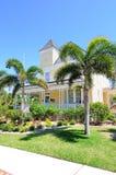Casa Punta Gorda la Florida de Freeman Fotos de archivo