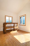Casa rústica interior Foto de Stock