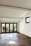 Casa rústica interior Imagens de Stock Royalty Free