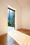 Casa rústica interior, entrada Foto de Stock Royalty Free