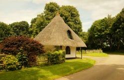 Casa redonda, Langton-Por-Spilsby, Fotografia de Stock Royalty Free
