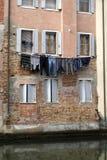 Casa residencial em Chioggia Foto de Stock Royalty Free