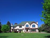 Casa residencial en Minneapolis Fotografía de archivo