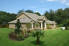 Casa residencial para a venda Imagens de Stock Royalty Free