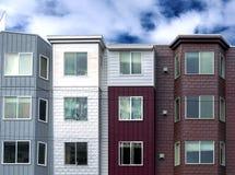 Casa residenziale Immagini Stock