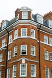 Casa residenziale Fotografia Stock Libera da Diritti