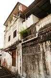 Casa resistida Foto de archivo libre de regalías