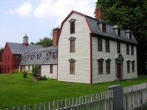 Casa restablecida Fotos de archivo