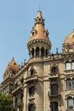 Casa Rocamora  in Barcelona Stock Photos