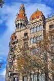 Casa Rocamora, Barcelona Stock Photos