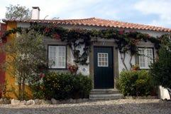 Casa romântica Foto de Stock Royalty Free