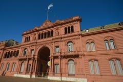 Casa Rosada Στοκ φωτογραφίες με δικαίωμα ελεύθερης χρήσης
